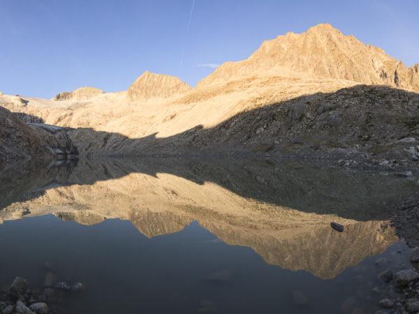Lago del Pisgana