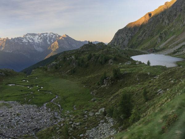 Lago Seroti inferiore grande (2180) e inferiore torbiera (2170)