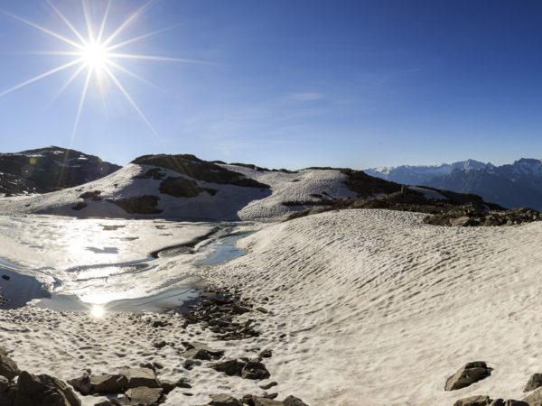 Lago Seroti superiore occidentale (2700) o Lago Storto