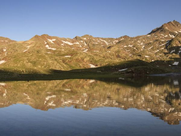 Laghetto di Ercavallo 2.690m - D18 106