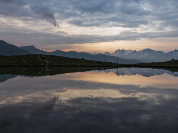 Laghetto di Monticelli (2305 m) - D17 105