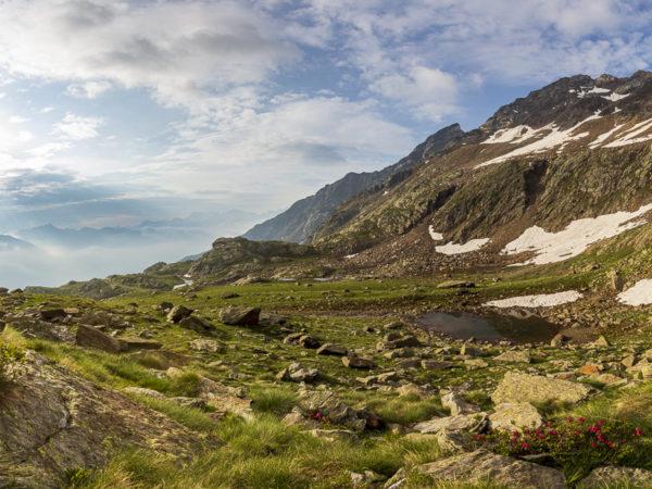 Laghetto di Monticelli (2530 m) - D17 101