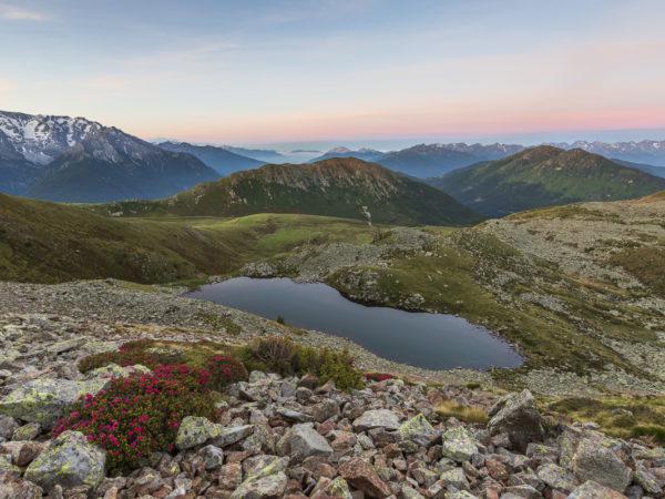 Lago di Grom inferiore - D12 203 (luglio 2018)