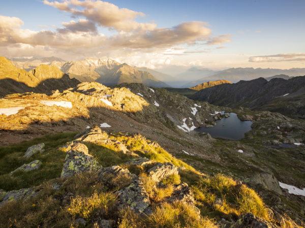 Lago Seroti 2.603m (Superiore orientale grande) - D14 012