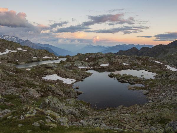 Lago Seroti 2.612m (Superiore orientale) - D14 011