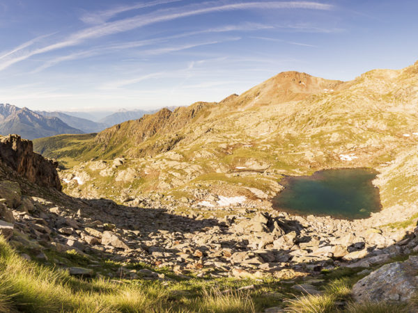 Lago Seroti 2.565m (Superiore centrale) - D14 009
