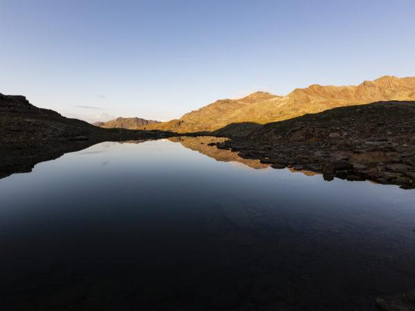 Laghetto di Ercavallo 2.705m - D18 105
