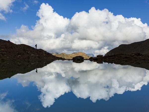 Lago basso (sotto il Corno dei Tre Signori)